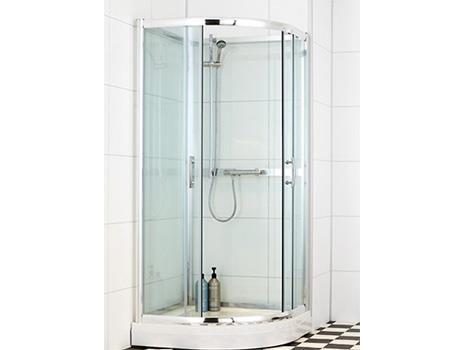 skånska byggvaror duschkabin