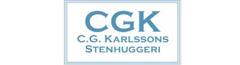 C.G Karlssons Stenhuggeri,tvattstugan,bankskivor