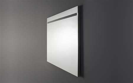 Aspen Badrum - Spegel med infälld belysning