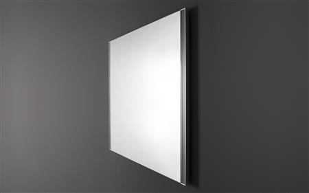 Aspen Badrum - Spegel med sidobelysning