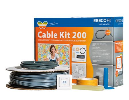 Ebeco - Cable Kit 200