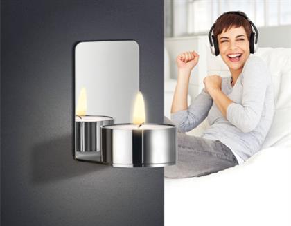 Beslagsboden - Ljushållare