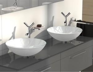 Mer design i ditt badrum och ännu mer funktion