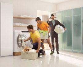 Tvättstugan Gorenje tvättmaskiner