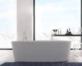 Hornbaek badkar från Copenhagen Bath