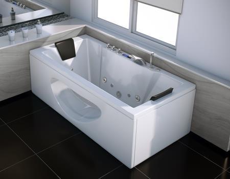 Badkar massagebadkar 2 personer : Swedmart | Badrumsportalen