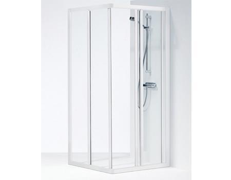 Ifö Sanitär AB - Ifö Solid duschvägg SVH VK