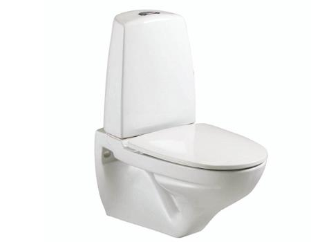 Ifö Sanitär AB - Ifö Sign WC-stol vägghängd 6893