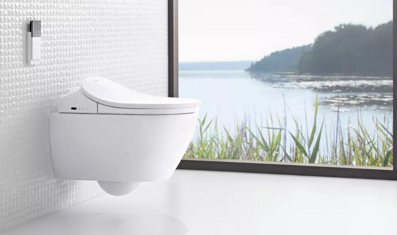Valet av toalettstol kommer att påverka utseendet i badrummet.