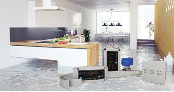 Vattenfelsbrytare -LK Systems