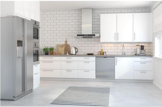 I dagens moderna hus, inte minst i köket, finns många vattenanslutna produkter som är läckagerisker. Det kan vara diskmaskin, köksblandare, kyl, frys, ismaskin, med mera